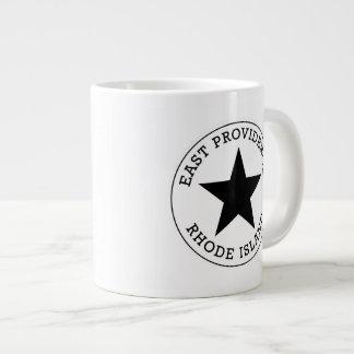 East Providence Rhode Island Jumbo Mug