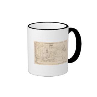 East Providence Rhode Island Ringer Mug