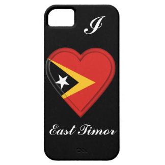 East Timor Flag iPhone 5 Case