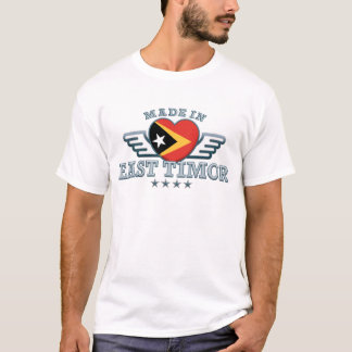 East Timor Made v2 T-Shirt