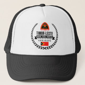 East Timor Trucker Hat