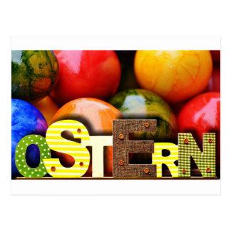 Easter #5 postcard