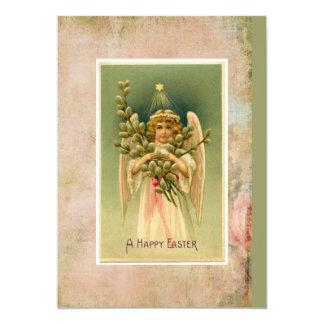 Easter Angel invitation