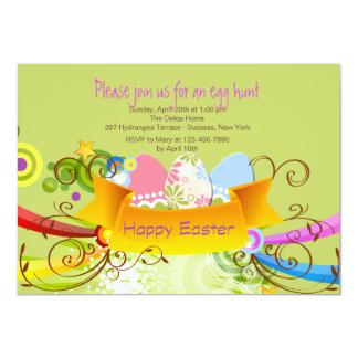 Easter Banner Invitation