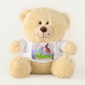 Easter Basket Teddy Teddy Bear