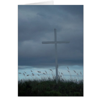 Easter Blank Note Photo Card
