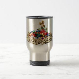 Easter Bunny Candy Nest Coffee Mug