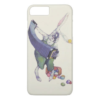 Easter Bunny Chick Basket Colored Eggs iPhone 8 Plus/7 Plus Case