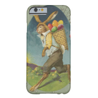 Easter Bunny Colored Egg Sun Barely There iPhone 6 Case