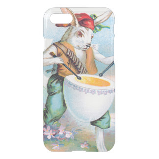 Easter Bunny Drummer Drum Egg iPhone 8/7 Case