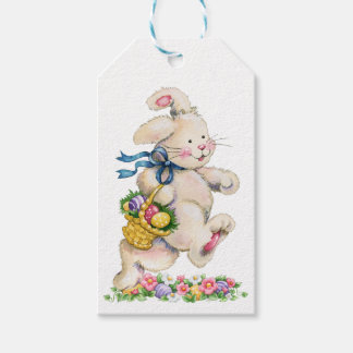 Easter Bunny Gift Tag - SRF