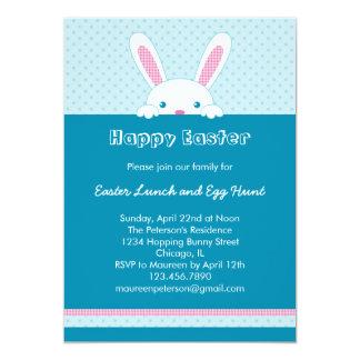 Easter Bunny Invitation