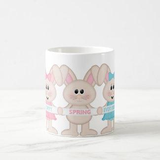 Easter Bunny Mug Mugs