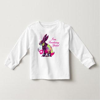 Easter Bunny Rabbit Long Sleeved T-Shirt