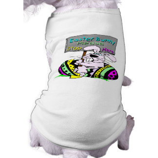 Easter Bunny Stop Here Shirt