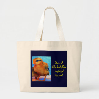 Easter Chick-A-Dee-Light Bags
