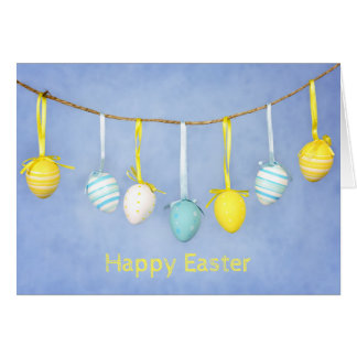 Easter composition card