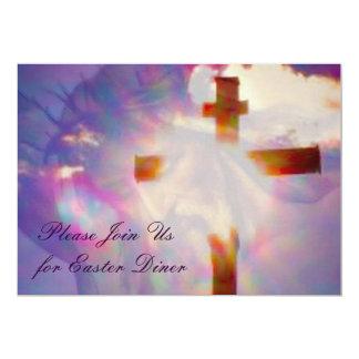 Easter Dinner Invitation - Religious