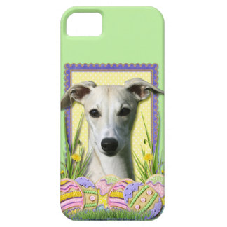 Easter Egg Cookies - Whippet iPhone 5 Cover