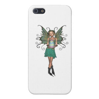 Easter Egg Fairy iPhone 5/5S Cover