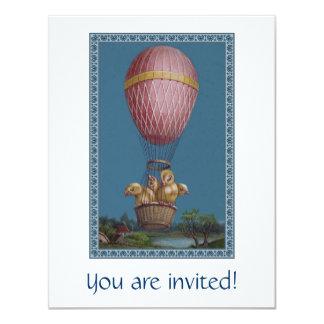 Easter Egg Hunt Customizable Invitation