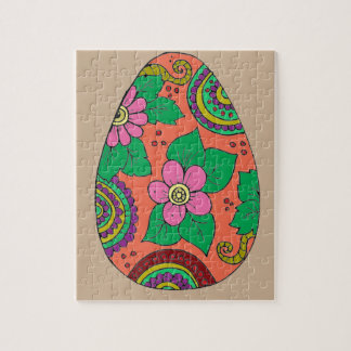 Easter Egg Jigsaw Puzzle