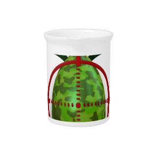easter egg shooter, funny easter deer gift desgin pitcher