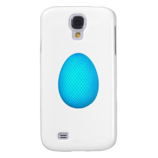 Easter Egg with Blue Metallic Finish Galaxy S4 Case