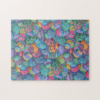 Easter Eggs Jigsaw Puzzle