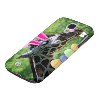 Easter Giraffe Galaxy S4 Case