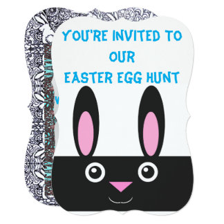 Easter Hunt Card