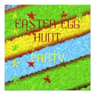 Easter Invitation Card for Children