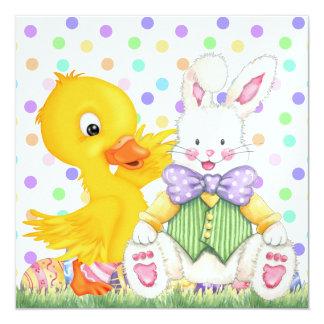 Easter Invitation (Egg Hunt?) - SRF