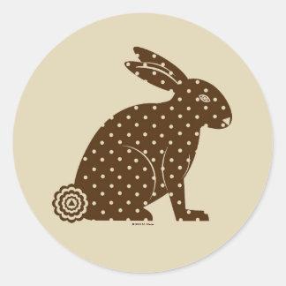 Easter Martzkin Stickers © 2012 M. Martz