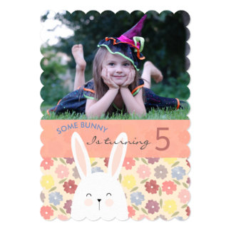 Easter Medley Photo Invitation