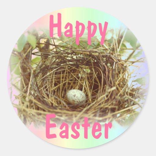 Easter Nest Sticker