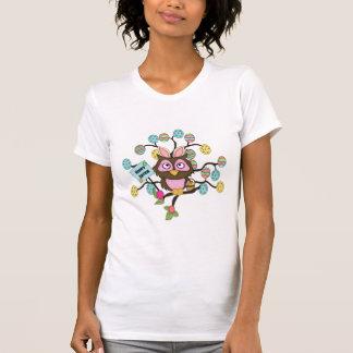 Easter Owl t-shirt
