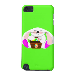 Easter Rabbit And A Basket of Eggs iPod Touch (5th Generation) Case