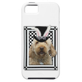 Easter - Some Bunny Loves You - GoldenDoodle iPhone 5 Case