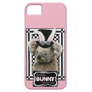 Easter - Some Bunny Loves You - Koala iPhone 5 Cover