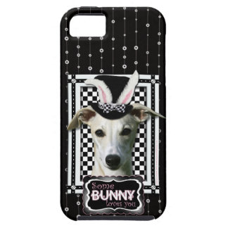 Easter - Some Bunny Loves You - Whippet Tough iPhone 5 Case