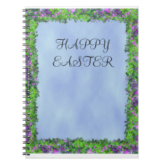 EASTER SPIRAL NOTE BOOKS
