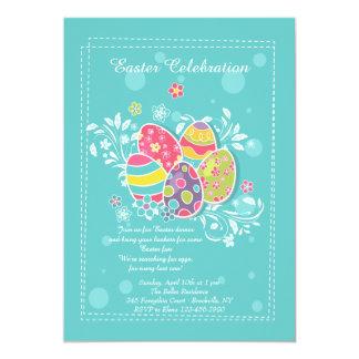 Easter Splendor Invitation