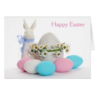 Easter still life card
