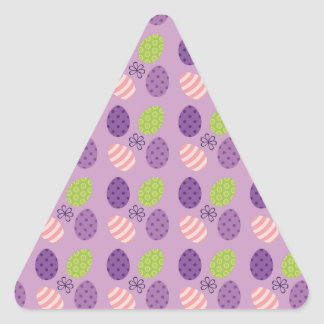 Easter Triangle Sticker