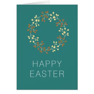 Easter Wreath Card