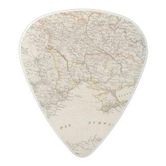 Eastern Russia Acetal Guitar Pick
