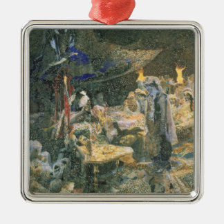Eastern Tale, 1886 Christmas Ornament