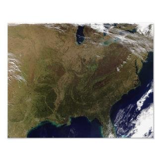 Eastern United States Photo Print