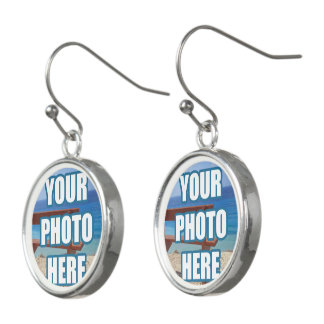 Easy Design Your Own Personalized Custom Earrings